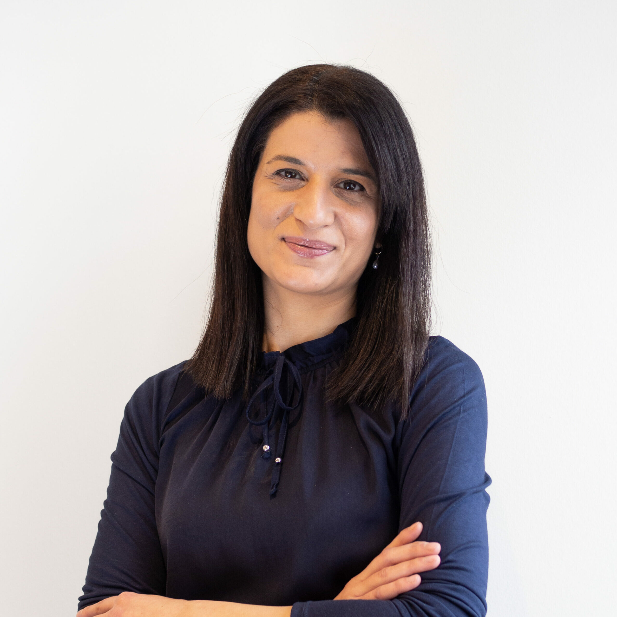 Das Foto zeigt Frau Sofia Antoniou, Ärztin des Endomedicums in Düsseldorf. Fachärztin für Innere Medizin & Hormon- und Stoffwechselerkrankungen. Endokrinologin und Diabetologin