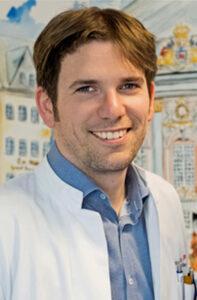 Das Bild zeigt PD Dr. med Martin Mücke. Gründungsmitglied des Endomedicums. PD Dr. Martin Mücke ist spezialisiert auf seltene Erkrankungen.
